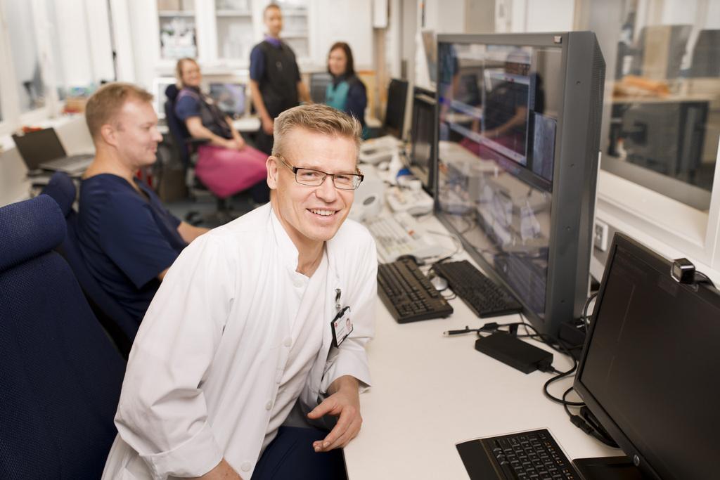 Suomalaiset antoivat ehdotuksia hoidon kehittämiseksi - Sydänsairaalan aktiivinen kehitystyö jatkuu