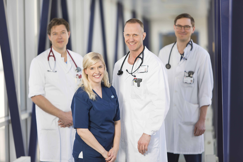 Sydänsairaala kesän aukioloajat