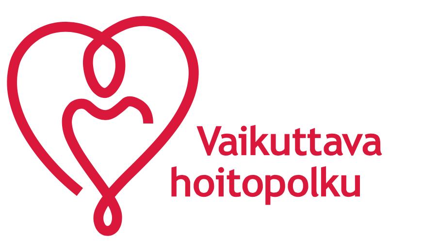 Vaikuttava hoitopolku -logo